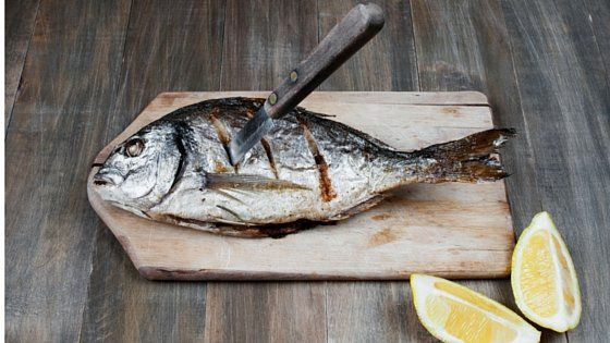 Capodanno-ricette di pesce veloci