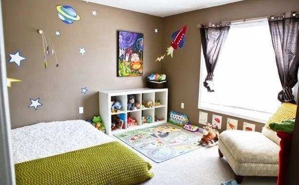Cameretta Neonato Montessori : Come arredare la cameretta in stile montessori chizzocute