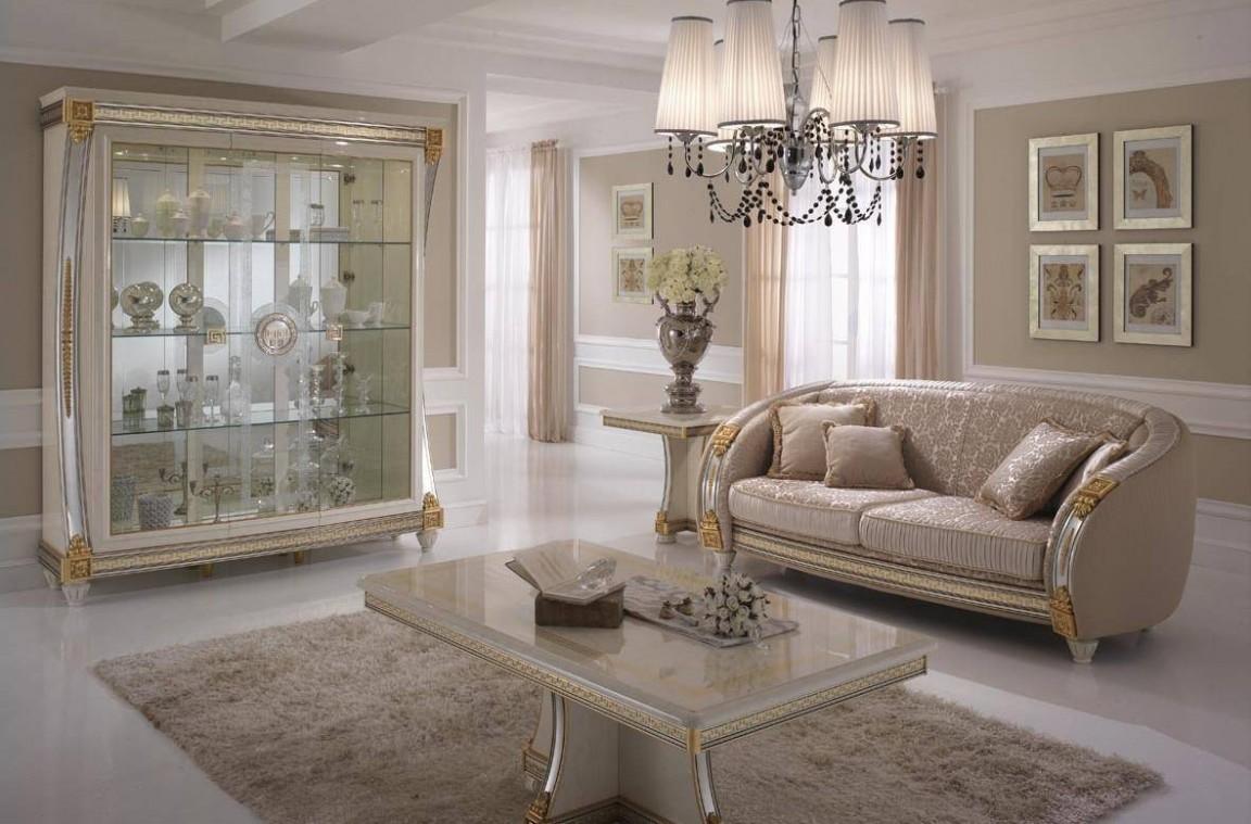 Arredare il soggiorno in stile inglese chizzocute - Cucine e salotti insieme ...