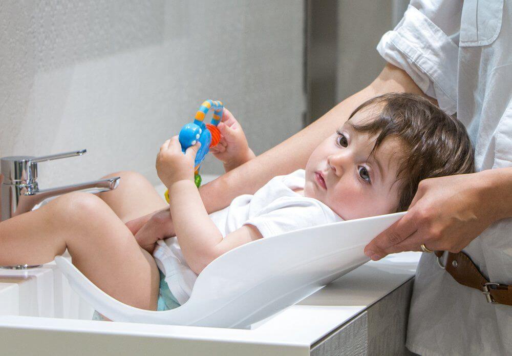 Bagnetto neonati: novità vaschette e prodotti rivoluzionari chizzocute