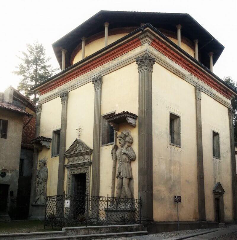 Castiglione Olona Chiesa di Villa
