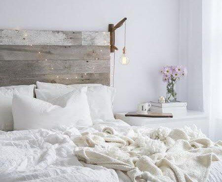 Idee per decorare la testata del letto matrimoniale in for Idee per decorare