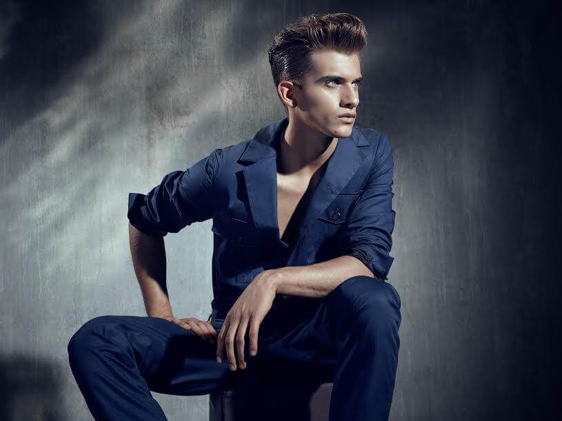 Matrimonio Capelli Uomo : Tendenze hairstyle taglio capelli uomo e colore