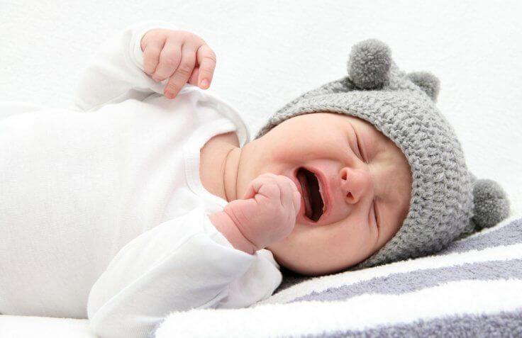 calmare pianto neonato