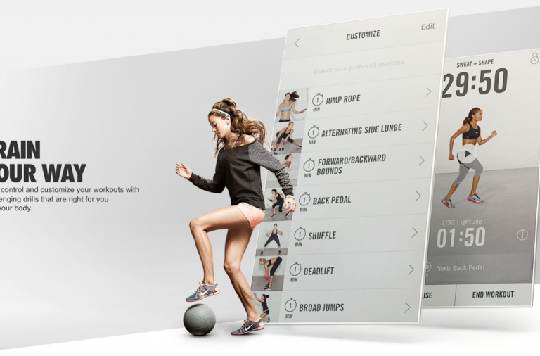 app per mantenersi in forma attività fisica fitness train your way