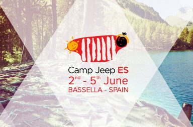 jeep camp bassella spagna 2016