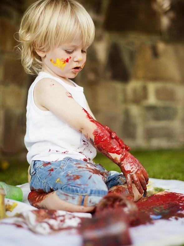 Attività estive bambini Low Cost