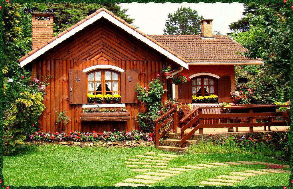 Come arredare la casa delle vacanze in montagna chizzocute - Riscaldare velocemente casa montagna ...