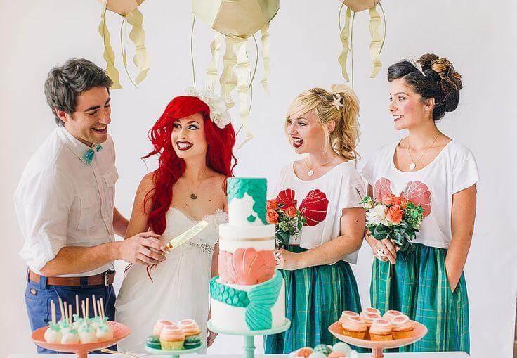 Matrimonio Tema Disney : Temi di matrimonio idee originali per trovare l