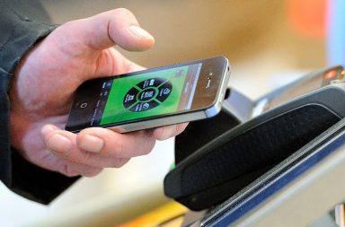 pagare con lo smartphone