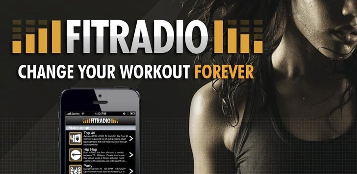 fitradio-app-workout