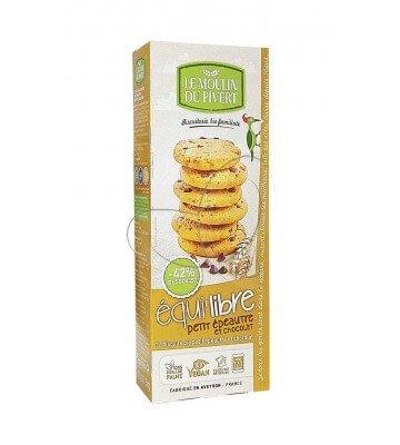 biscotti farro e cioccolato bio naturali