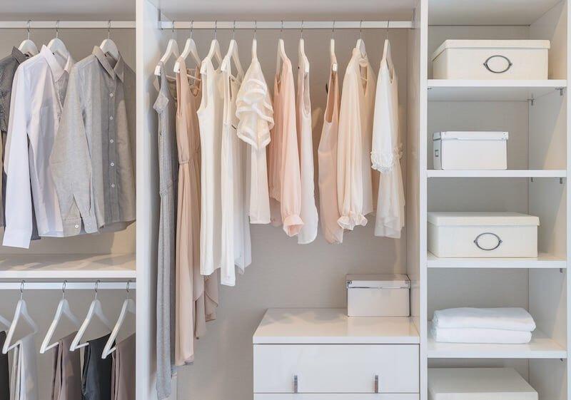 Come Organizzare Il Proprio Guardaroba.Armadio Fai Da Te Come Organizzare Lo Spazio Nel Proprio Guardaroba