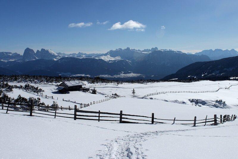 rifugio Stöfflhütte Valle di Villandro