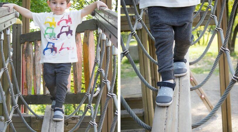 Collezione pe 17 scarpe bambino