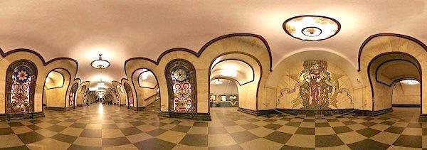 Stazioni dell'Arte della Metropolitana di Napoli