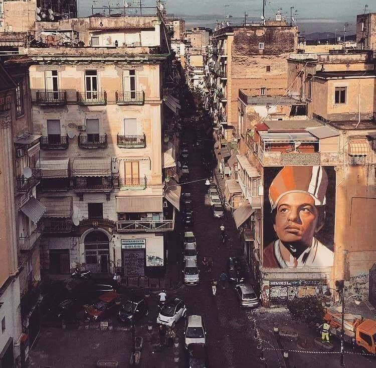 Street Art per i Quartieri Spagnoli