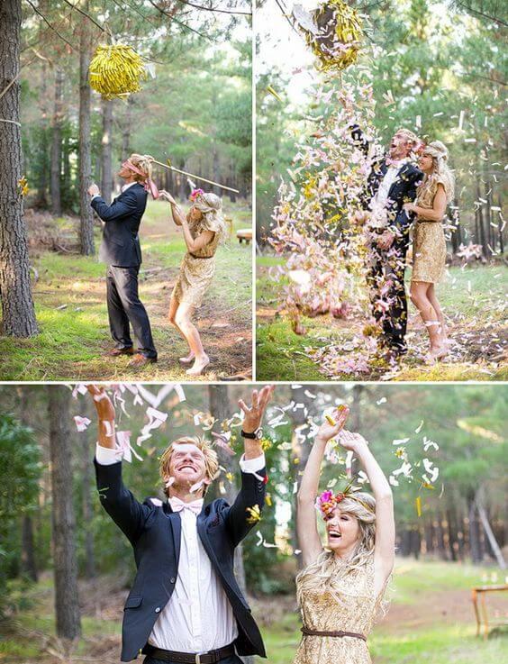 Organizzare matrimonio in giardino