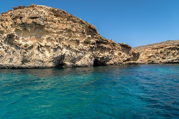 Malta la perla del Mediterraneo - Crystal Lagoon