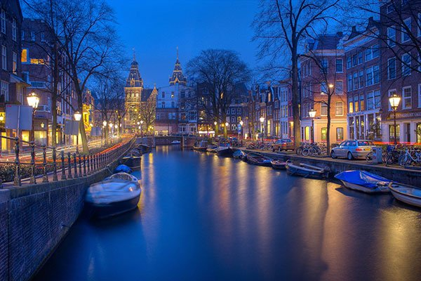 10 città europee per un weekend romantico - Amsterdam