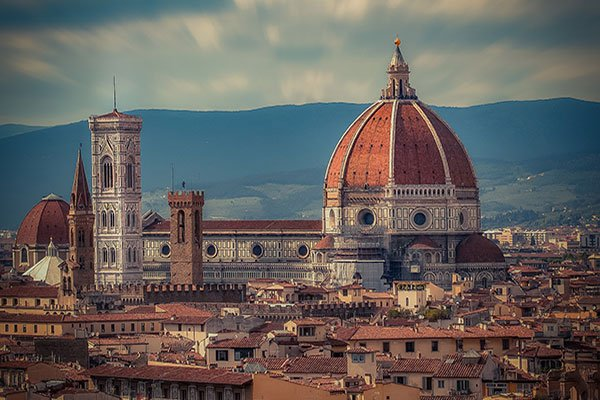 10 città europee per un weekend romantico - Firenze