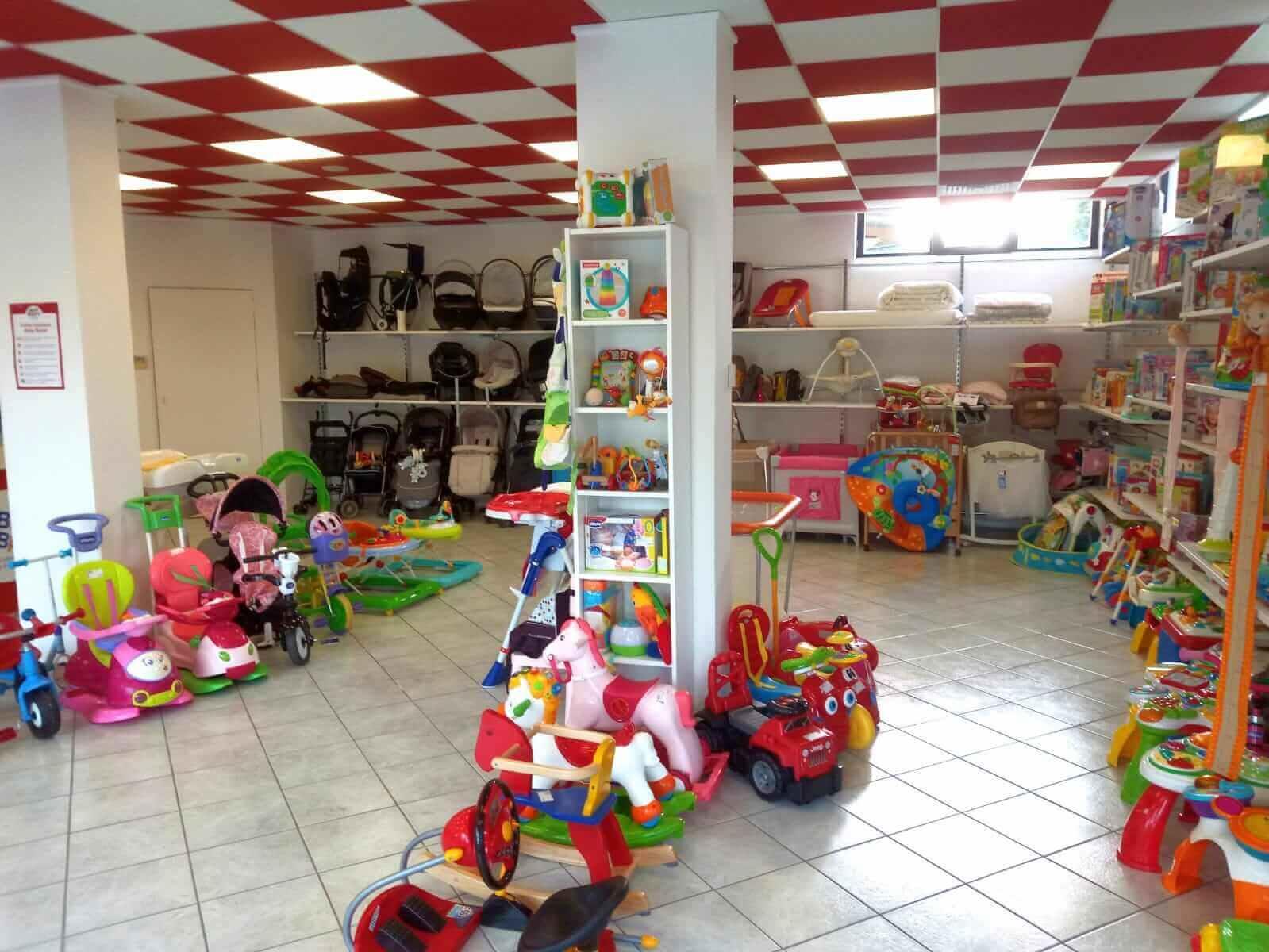Baby Bazar-vendita usato bambini