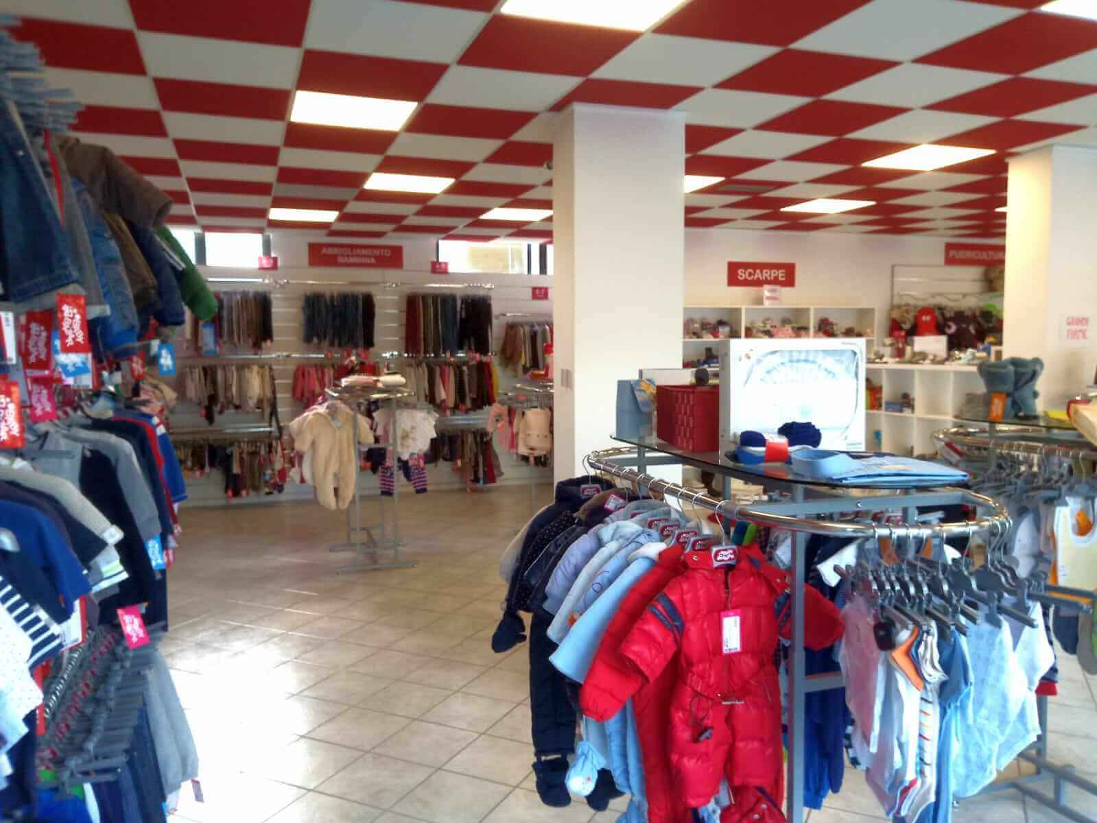Vestiti bambino rigenerato vendita