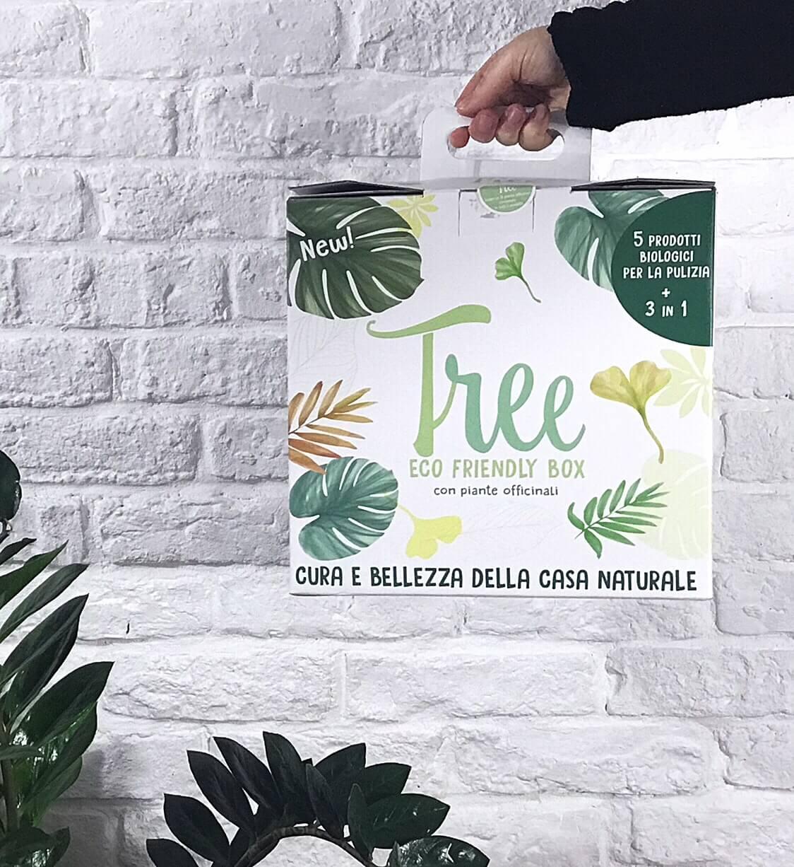 Prodotti casa bio naturali consegna a casa