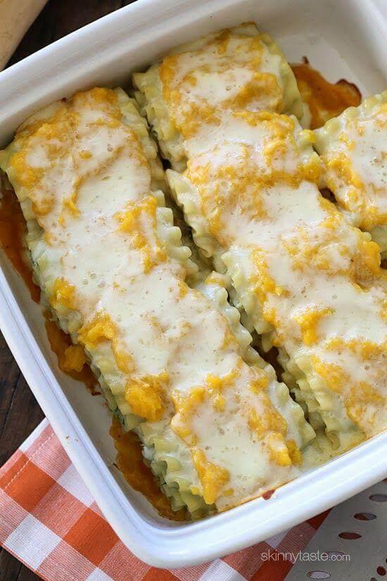 Lasagne vegane zucca e porcini