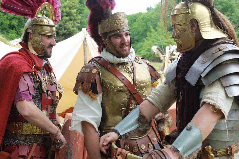 Otriculum ad 168 a settembre la rievocazione storica for Ricette degli antichi romani