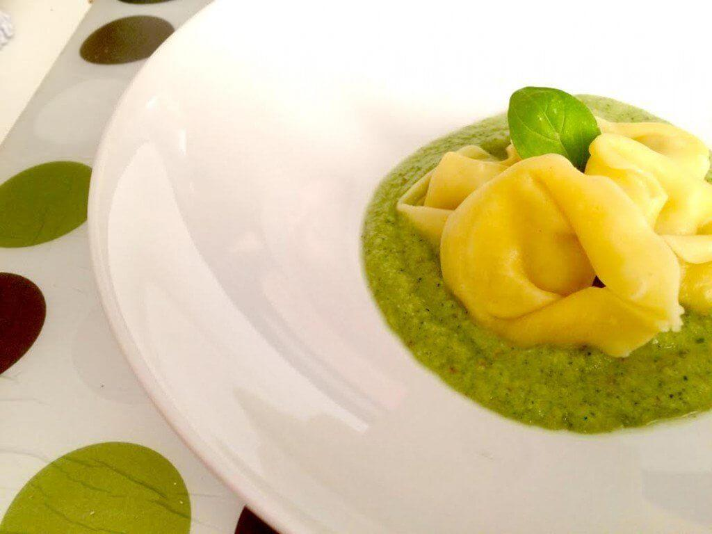 Pesto vegan di verdure