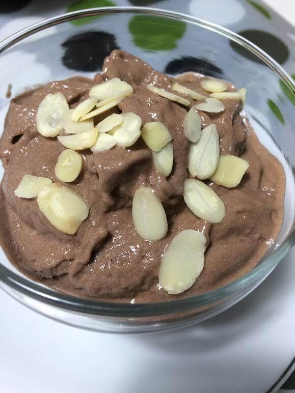gelato vegan al cioccolato