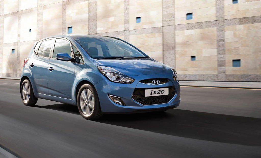 Hyundai ix20 auto perfetta per le donne