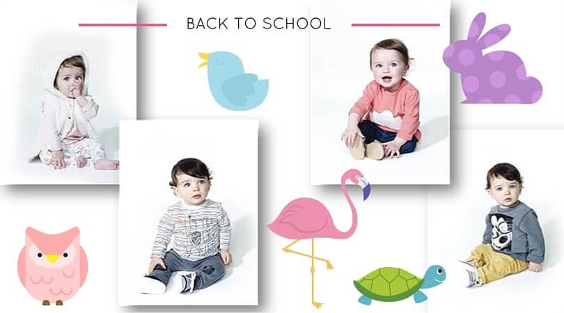 timeless design 367c2 89763 Rientro a scuola con Kiabi: lo shopping online conveniente e ...