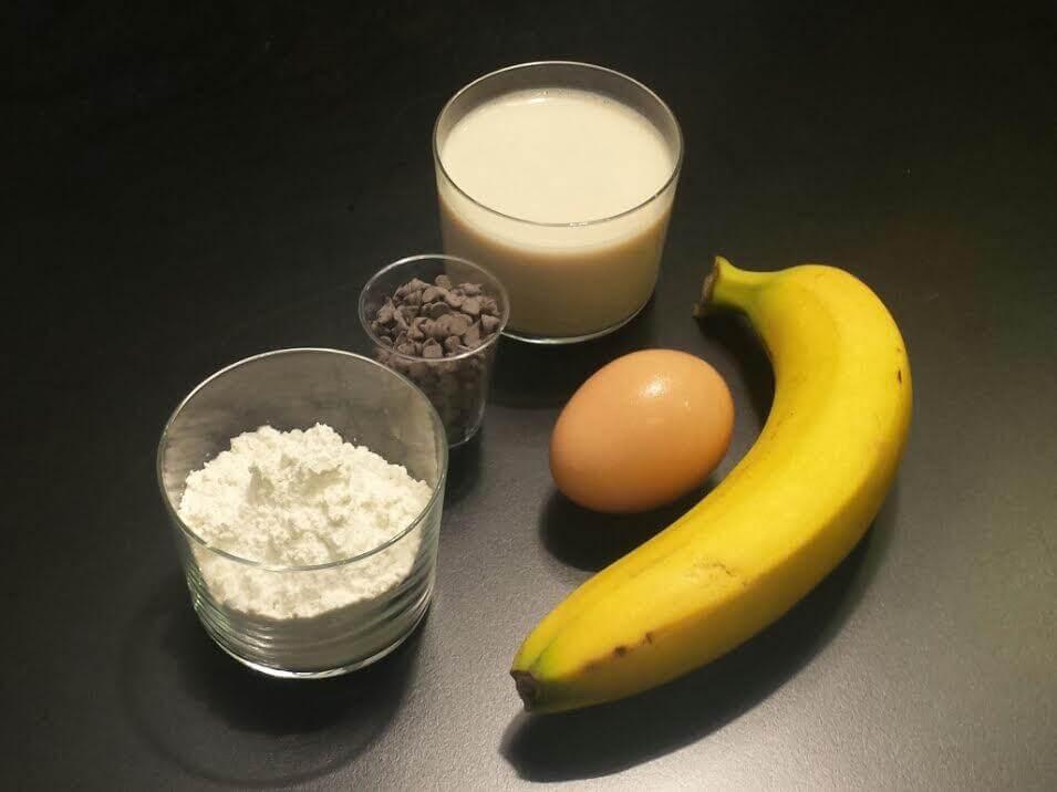 ingredienti ricetta pancakes