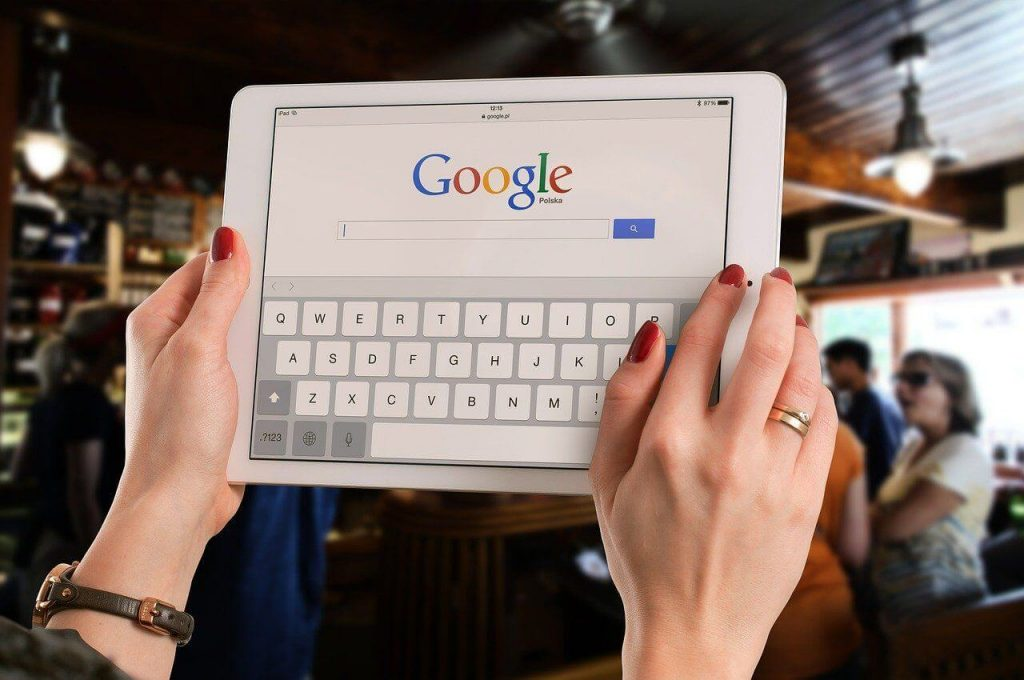 ricerche strane su google