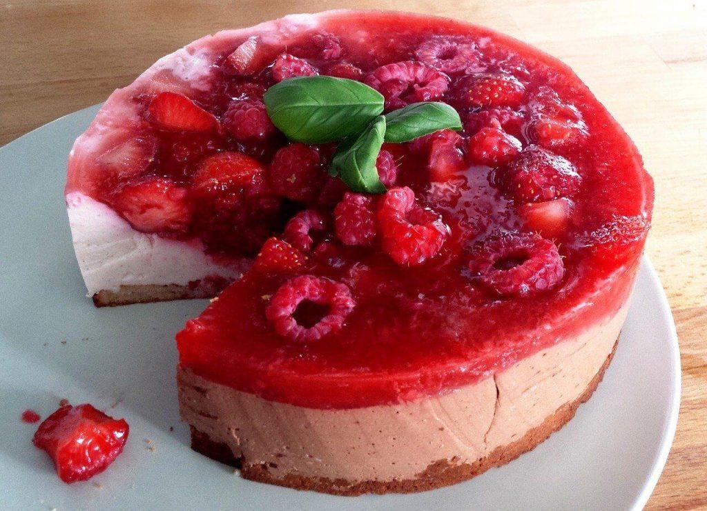 ricetta cheesecake senza glutine e senza lattosio