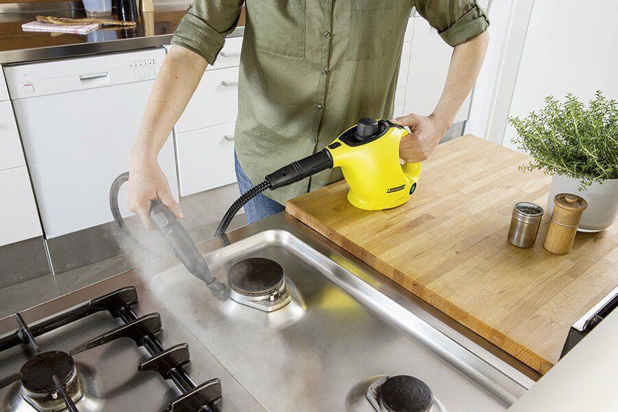SC1 Kit pavimento Karcher cucina