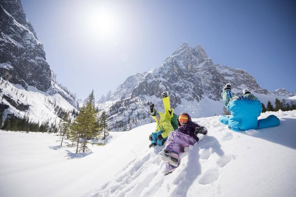 Vacanze con i figli in montagna