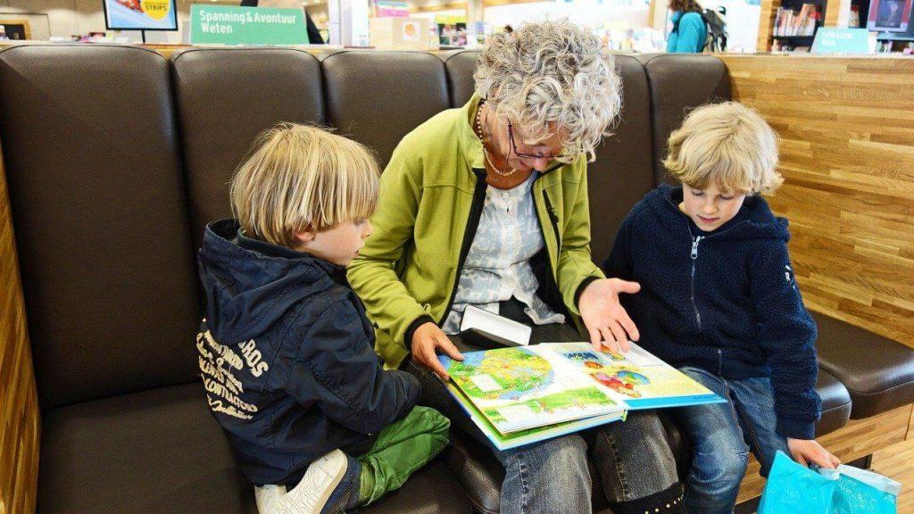 affidare i figli ai nonni