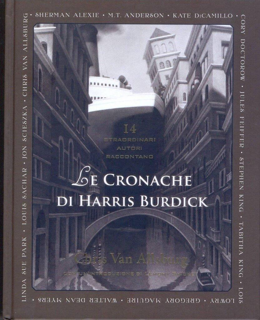le cronache di Harris Burdick