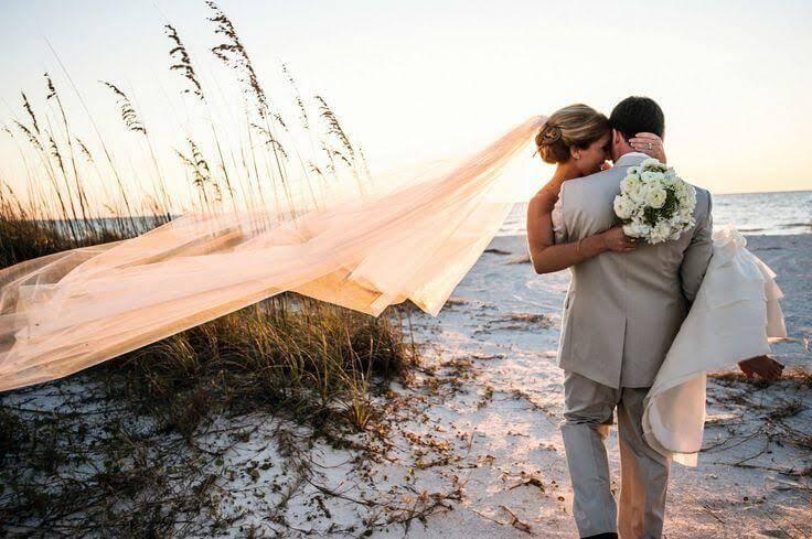 Matrimonio On Spiaggia : Matrimonio in estate: in spiaggia? organizzazione pro e contro