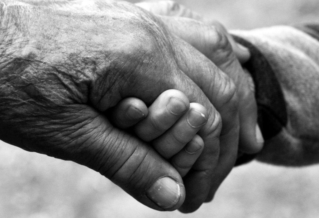 nonni e famiglie allargate
