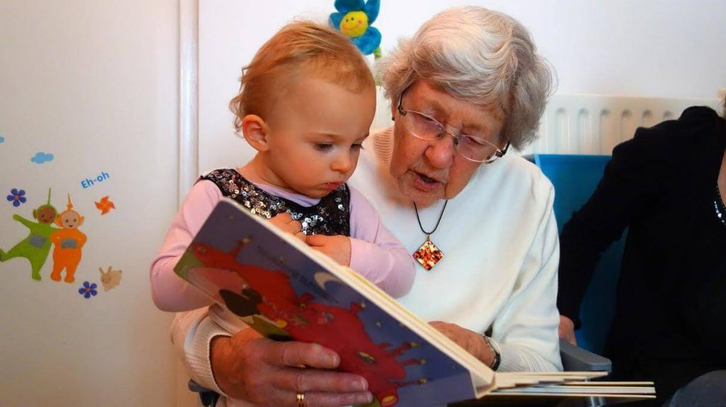 rapporto genitori nonni