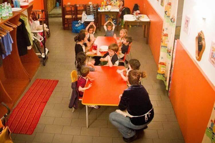 Brunch con bambini