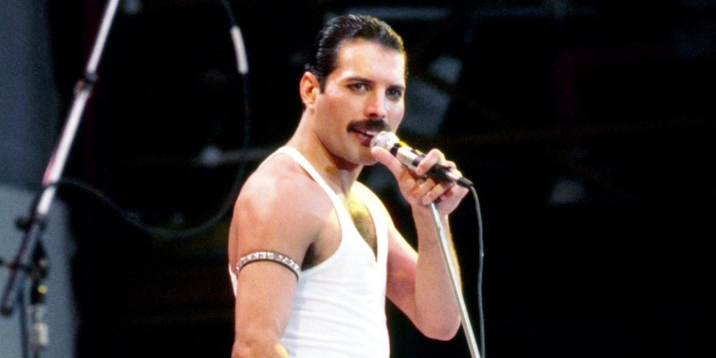 Freddie Mercury morte