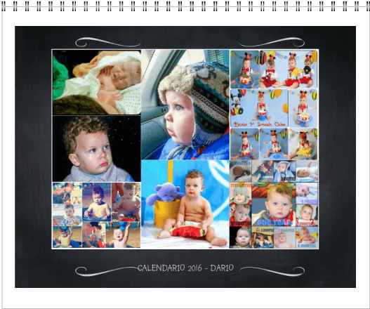 calendario Snapfish
