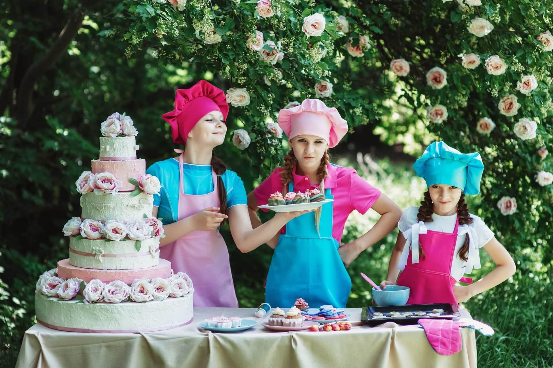 Corsi di cucina per bambini e adulti: milano roma torino napoli