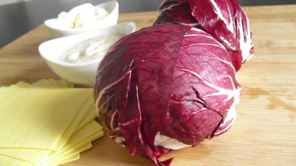 ingredienti ricetta lasagne con verdure