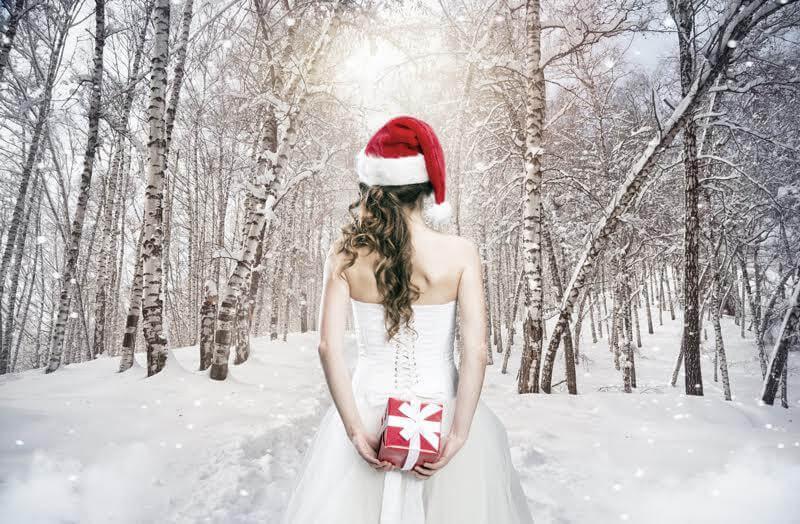 Bomboniere Matrimonio Tema Natalizio : Matrimonio a natale come vestirsi addobbi decorazioni e